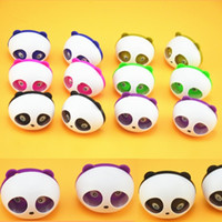 Wholesale Car Styling Air Freshener Car Air Conditioning Vent Perfume Panda Eyes Will Jump Parfume original car freshener parfums