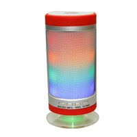 active pulse - Wireless Bluetooth Pulse Portable LED Active Stereo Streaming Speaker Player