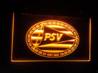 Wholesale FBHL PSV The Dutch serie a club LED Neon Light Sign Cheap sign manufacture High Quality sign post