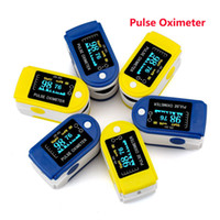 Wholesale OLed Fingertip Pulse Oximeter With Audio Alarm Pulse Oximeter Sound CE FDA Monitor Home Medical Supplies Care WX B30