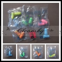 Wholesale 3M Foam Soft Ear Plugs for Noise Reduction Earplugs Peltor Protetor Auricular Orejeras for Noise Sleeping Study M180