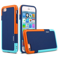 armband case cover - DHL Walnutt Phone Case Hybrid Silicone Full Protector Back Cover For iPhone plus