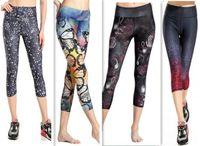 best thin leggings - Women New fashion Multi Color D Print was thin qualities elegant Leggings seven Pants yoga Sports Pants best quality low price