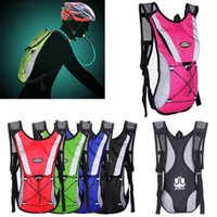 Wholesale BackPack Running Walking Hiking Sport BPA Water Bladder Bag Cycling Sport Bag Backpack Pack Hiking Camping New