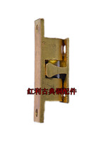 antique door fittings - Classic antique copper copper fittings bonus card touch touch magnetic suction copper copper bead cabinet furniture door sto