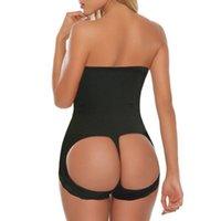 Wholesale SEXY body shapers High Waist butt lifter butt lift shaper women butt booty lifter with tummy control butt enhancer waist trainer