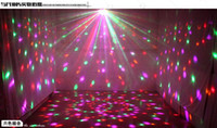 bar supplies uk - Hot sale Voice Control LED Crystal Magic Ball Light Color Change Laser Effects Stage Lighting Disco Lights For DJ Bar Party Supplies
