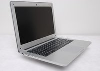 Wholesale New ultra thin A9 cy young dual core quot widescreen laptop gb gb