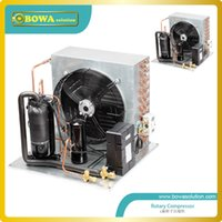 Wholesale 2HP R404a LBP condensing unit for refrigeration truck