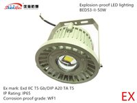 Wholesale Explosion proof W LED bridgelux IIC IP65 BED53 II W good quality China top brand warranty for years