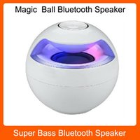 answer ball - Magic Ball AJ69 Mini Portable Wireless Stereo Bluetooth Speaker For Car Mobliephone Support Answer Calling and Music
