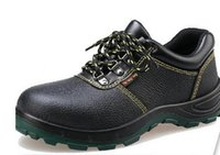 baotou steel - Genuine Yixin shoes safety shoes KV electrical insulation shoes anti smashing stab resistant steel Baotou leather breathable men and women