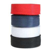 best rolling backpacks - Best Promotion mm m Nylon Ribbon Rolls Webbing Tape For Making DIY Backpack Strapping Apron Bunting Trim