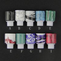beautiful turquoise jewelry - 2016 Beautiful drip tip stone drip tips subtank mini rda drip tip ego jade jewelry drip tips Turquoise drip tip