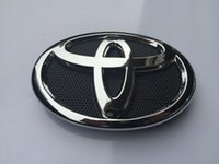 Wholesale NEW TOYOTA COROLLA FRONT GRILL EMBLEM BUMPER RADIATOR BLACK CHROME YY206