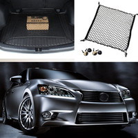 Wholesale 1pcs For Lexus GS250 h Rear Trunk Boot Cargo Organizer Storage Net