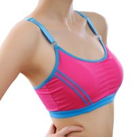 Wholesale Women Sexy Bra New Hot Lady Casual Sports Bras Seamless Breathable Push Up Bras Leisure Promotions High Quality