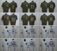 banner services - MLB Yankees jerseys baseball Jerseys New York JETER RODRIGUEZ TANAKA ELLSBURY TEIXEIRA Salute To Service Cowboy Banner Wave