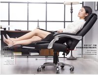 Wholesale New boss chair Can lie down computer chair Office Chair Conference Chair Chair Massage Chair Executive Chair