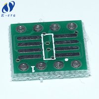 Wholesale SOP8 to dip8 Msop8 SOIC8 tSSOP8 to dIP8 adapter plate pcb