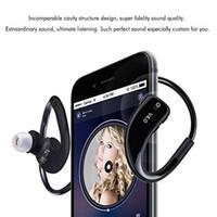 Wholesale DBPOWER Bluetooth Headset Sport Wireless Headphones Bluetooth Earphone Auriculares BE HIFI for Smartwatch Ear Phones PC