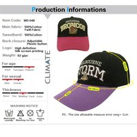 baseball caps australia - 100 cotton twill fabric summer style Australia NRL Rugby Football Melbourne Brisbane team adjustable baseball sport caps hats