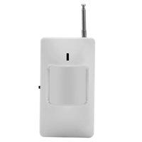 Wholesale Smart Camera Wireless Wifi Signal PIR Door Sensor MHZ Home Burglar Security Alarm System Detector Sensor Kit Remote Control