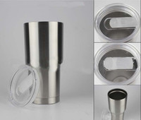 Wholesale YETI tumbler sliding lids for yeti rambler cup spill proof slider lid fit stainless steel mug Cover