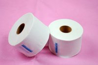 Wholesale Manufacturers selling Disposable bib paper special Salon To prevent the hair dye into the neck Haircut neckguard paper