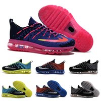 air max shoes for kids - Newairl Fly knit Max Mesh Kids Running Shoes Original Airmaxes Sport For Boys Girls Shoes Maxes Athletic Trainers Sneakers Shoes C Y