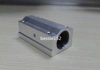 ball bearing units - 2PCS SCS20LUU SC20LUU mm Linear Ball Bearing Pellow Block Unit FOR CNC
