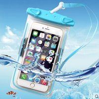 abs spring - photo Underwater camera phone waterproof bag hot spring swimming pool mobile phone universal iphone6plus touch screen S Kit