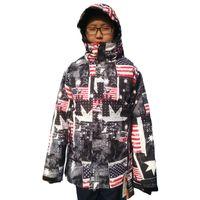 Wholesale winter ski jacket men Snowboard Jacket For Men outdoor jacket Skiing Clothing Snow Wear waterproof windproof thermal coat