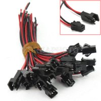 battery wire terminals - 50 Pairs Durable cm Battery Wire Cable Male Female Terminal Connectors Hot Parts amp Accessories Cheap Parts amp Accessories