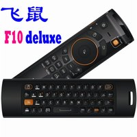 air receiver function - New F10 Deluxe Upgraded wireless air flying squirrel long distance remote control with mouse function USB receiver dongle remote control