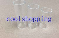 Wholesale Comfortable Glass Guitar Slide Finger Slider Guitarra Accessories Length mm Diameter mm Thickness mm