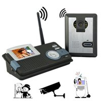 audio visual control - 2 inch G Wireless Two Way Automatic Remote Control Home Audio and Visual Portable Intercom System