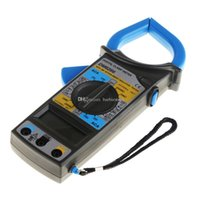 Wholesale DM Digital Multimeter Clamp Meter Am Volt Ohm Meter Insulation Test B00354 FASH