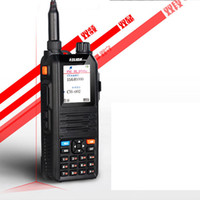 Wholesale CP2000 ham radio walkie talkie radios uhf vhf dual band transceiver waterproof handheld two way radio cb radio motorola icom yaesu quality