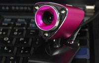 Wholesale Gucee HD10 HD PC Camera With a Microphone USB Free Driver Night Vision Video Camera