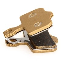 bicycle parts components - Gold Cycling Disc Brake Pads for Mountain Bike Road Bike Bicycle MTB New bicycle component parts