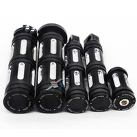 Wholesale For Harley Sportster XL883 XL1200 Motorcycle CNC Billet Aluminum Handlebar Hand Grips Foot Gear Shifter Pegs Set