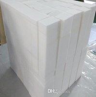 Wholesale High quality Cleaning Magic Sponge Eraser Melamine Cleaner Multi functional Foam White EMS