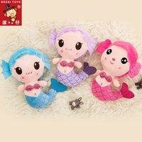 arriva toys - New hot new arriva cm fashion creative little mermaid baby stuffed plush doll toy for girl fish doll Gift