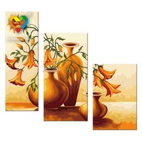 baby vases - Vase DIY Painting Baby Toys x110cm Coloring Canvas Oil Painting Kids Drawing Toys Set for Family
