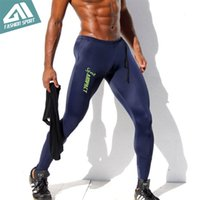 athletic fit pants - Aimpact Skinny Men s Sport Pants Athletic Slim Fitted Running Men s Pants Gym Tight Sweatpants Crossfit Workout Pants AQ160618