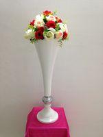 beautiful flower arrangements - Beautiful tall wedding centerpieces table wedding decoration flower stand Flower large arrangement stand