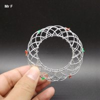 Wholesale Classic IQ Variety Metal Wire Ring Puzzle Mind Brain Teaser Game For Adults and Children Kids Gifts