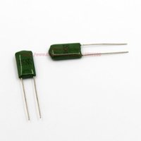 Wholesale DIP A222J Polyester Film Capacitors V nF Through Hole TOL