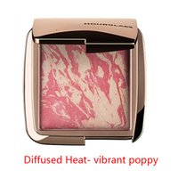 Wholesale NEW Arrival HOURGLASS Makeup Face Blush Ambient Lighting Powder Natural Blusher Palette Long lasting Cosmetic Blushes